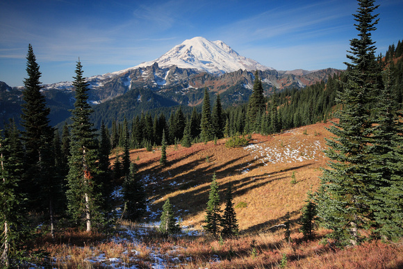 Mt. Rainier, Naches Trail